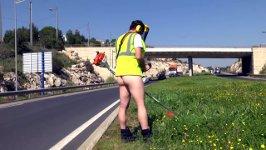 Remi Gaillard Bauarbeiter Worker