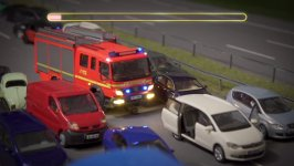 Rettungsgasse rettet Leben