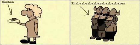 rhabarber, barbara, bier, barbaren, bar, kuchen