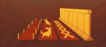 Bau und Fall der Berliner Mauer