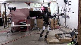 Balancierender Roboter