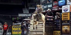 Rodeo Cowboy Fail