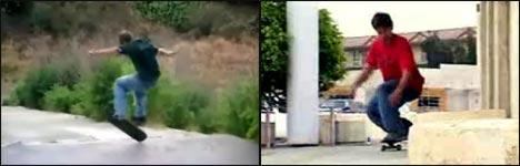 Rodney Mullen Skateboarding, Video
