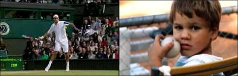 roger federer, gazzetta dello sport, tennis challenger wimbledon