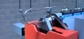 Rohrbiegemaschine