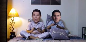 Ronaldo und Messi - Real Friends