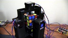 Zauberwürfel Roboter