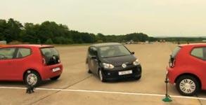 Rückwärts parallel einparken