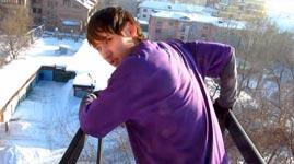 Russe, Schnee, 5. Stock