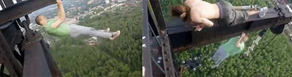Russland, Turm, klettern