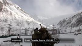 russische lawine, AVALANCHE, ARTILLERY