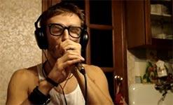 Russischer Beatboxer