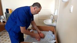 Russland Baby Orthopäde