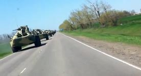 Russland, Ukraine, Konflikt
