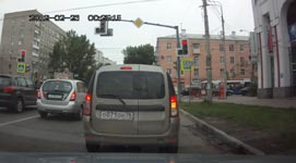 Russland Unfälle