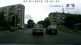 Russland, Verkehr, Baseballschläger, Axt