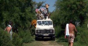 Remi Gaillard Menschen Safari