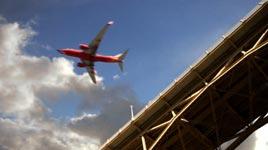 Flugzeuglandungen am San Diego Airport