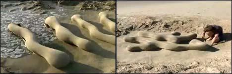 sandspiele, strand