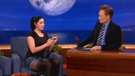 Sarah Silverman, iPhone, Mund, Vagina