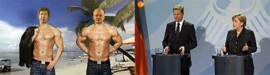 Der satirische Jahresrückblick 2011, ZDF