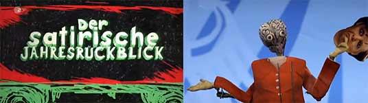 Der satirische Jahresrückblick 2012