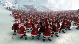 Epische Weihnachtsschlacht