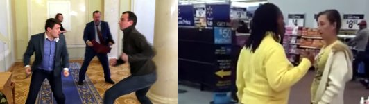 Amerikanischer Walmart vs. Ukrainisches Parlament