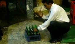 flaschen öffnen