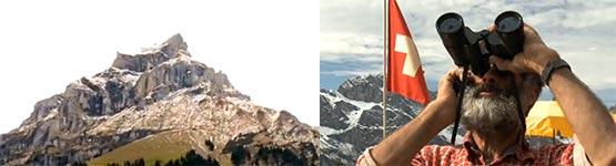Schweiz, Felsenputzer