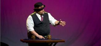 Chris Hannibal Becher Zauber
