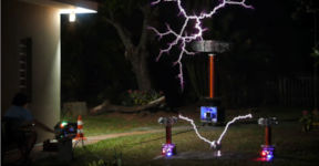 Seven Nation TESLA COIL Army