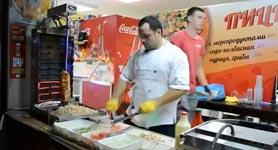 Shawarma master, Dürüm Döner
