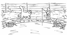 Simon's Cat - Icecapade