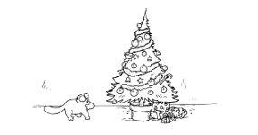 Weihnachten mit Simons Cat