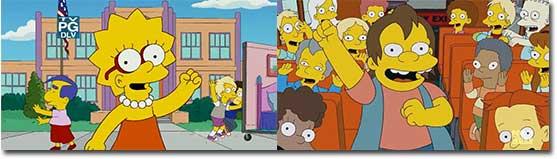 The Simpsons - Ke$ha Tik Tok Parody Intro