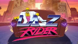 LA-Z Rider Couch Gag Simpsons