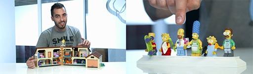 71006 Simpsons, Lego
