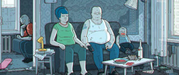 Simpsons russisch