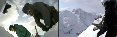 ski lawine rettung