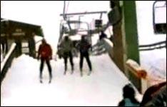 Ski, Lift, Video