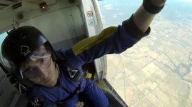 Ohnmacht Skydiving Fallschirmspringen