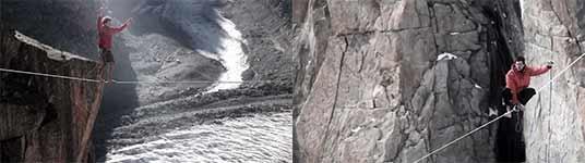 Dokumentation, Seil, Berge, Mountain