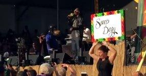 Snoop Dogg Gebärdensprache Dolmetscher