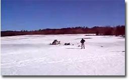 snowmobil double fail