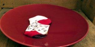 Socke gegen Schwefelsäure