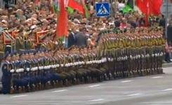 Soldaten, Parade, Kettenreaktion