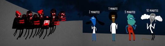 Brücke Rätsel Zombies