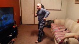 sohn vater tanzen dance moves