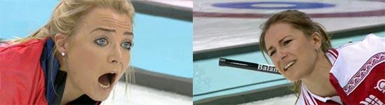 Frauen Curling
